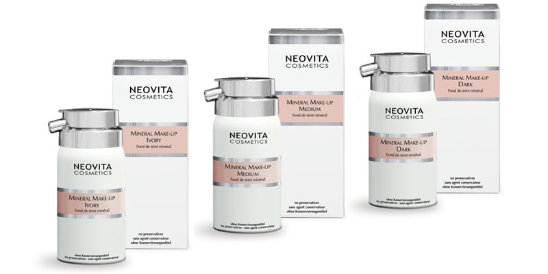 NEOVITA Mineral Make Up
