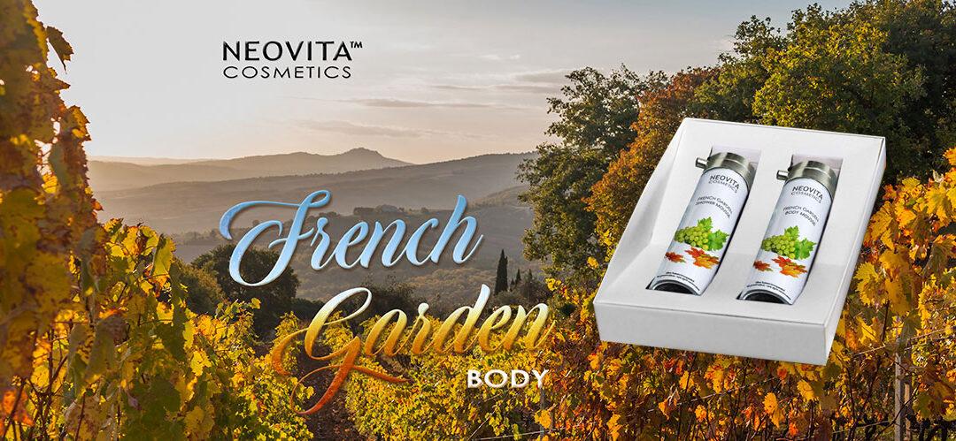 French Garden Neovita Forside