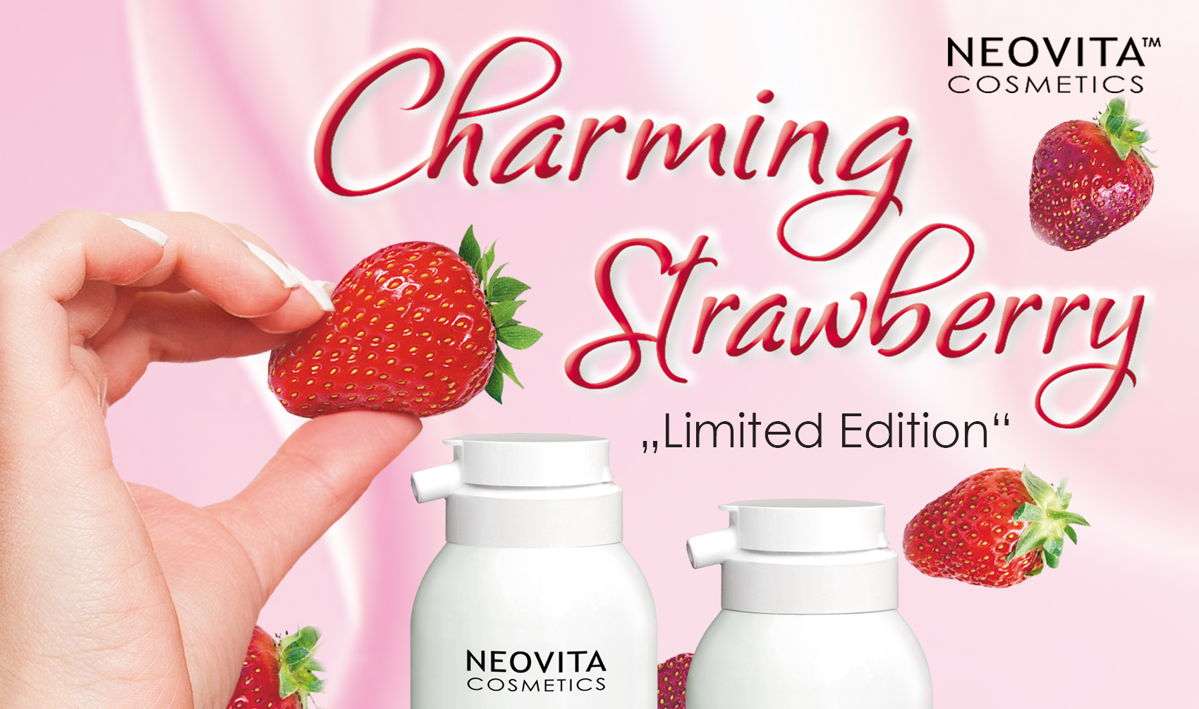 charming strawberry