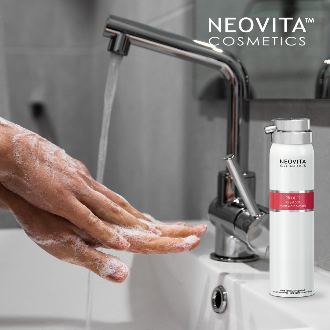 NEODES Safe & Soft Hand Wash Mousse